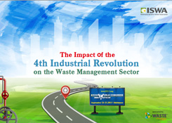 The impact of the 4th industrtial-revolution on waste management