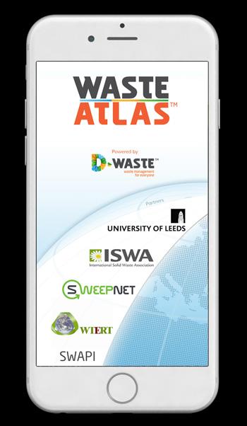 Waste Atlas Mobile App
